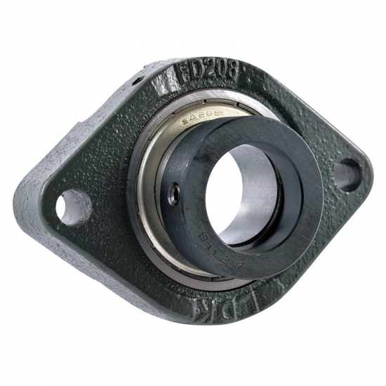 Flange Mounted Bearings Photo